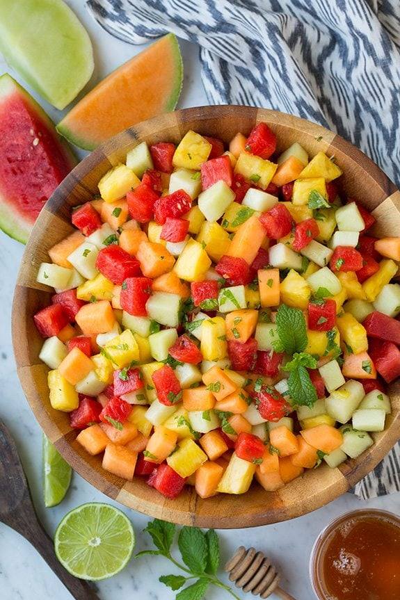 9 Fruit Salad Recipes You Must to Try