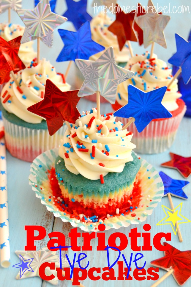9 Delicious 4th of July Cake Recipes
