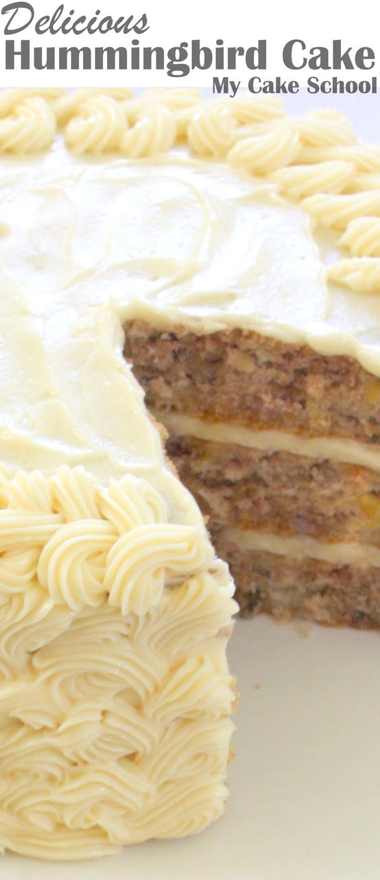 9 Delicious Hummingbird Cake to Make This Year